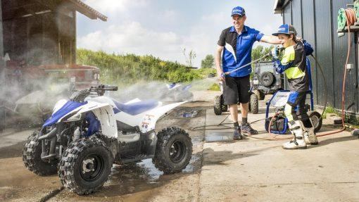 Yamaha YFZ50 ATV - Shining again