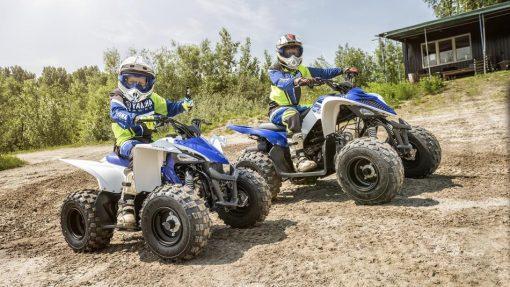 Yamaha YFZ50 ATV - winners