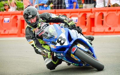 New Zealand Tri Series win for Moir and GSX-R1000