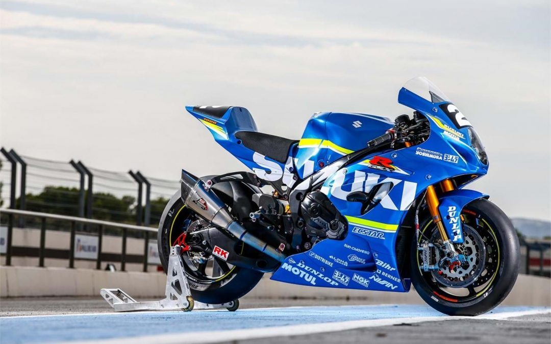 Turning the GSX-R1000 XRJ1 into an endurance contender