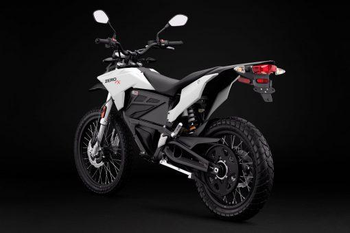 2018 Zero FX electric bike - studio