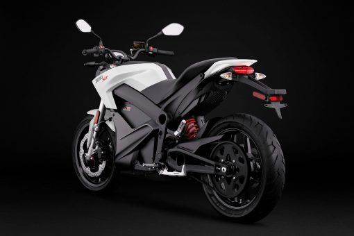 2018 Zero SR Sport motorbike - studio