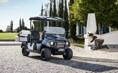 Yamaha introduces new 2019 UMX Utility Vehicle
