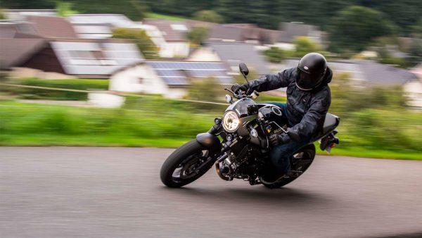 Suzuki SV650X motorcycle