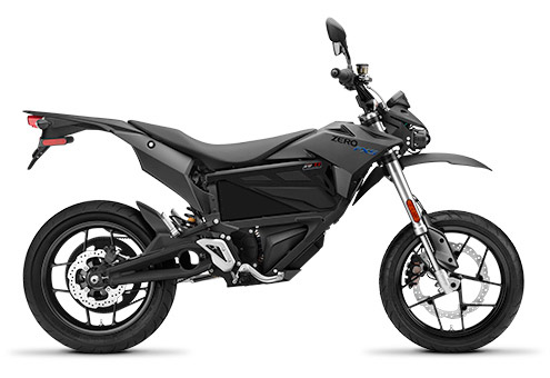 Zero FXS electric motorcycle 2018