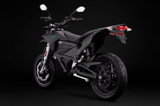 Zero FXS electric supermoto - studio