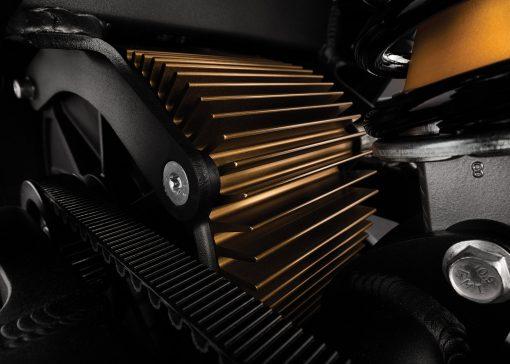 Zero FXS motorbike detail - motor