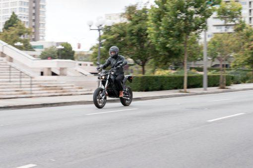 Zero FXS motorcycle - Chelsea