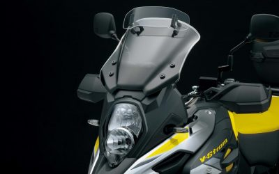 New Explorer pack launched for V-Strom 1000