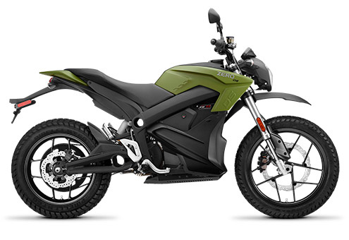 Zero DS - dual sport electric motorcycle