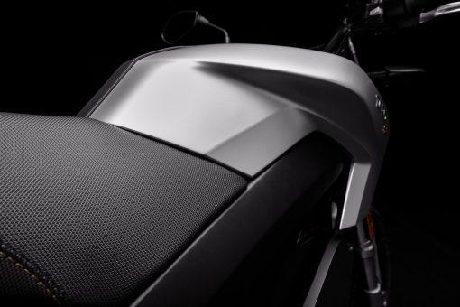Zero S motorbike detail - paint