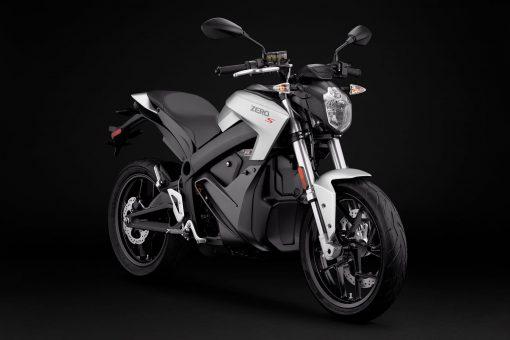 Zero S motorbike - studio