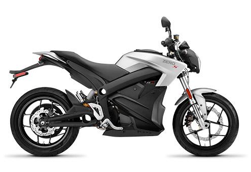 Zero S smart streetfighter bike