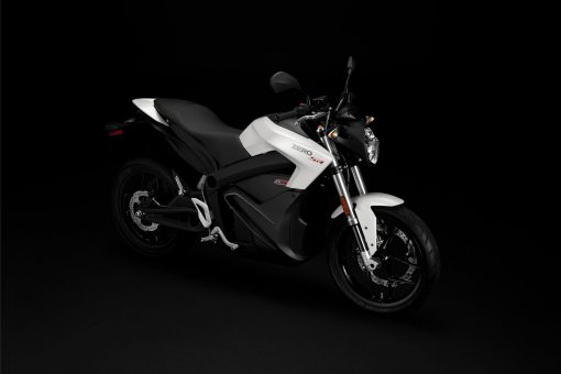 Zero SR sport electric motorbike - studio