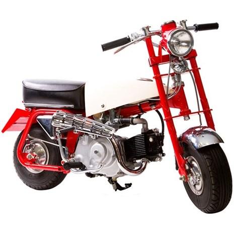 1961 Honda Monkey motorcycle