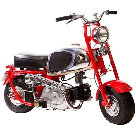 1963 Honda Monkey bike
