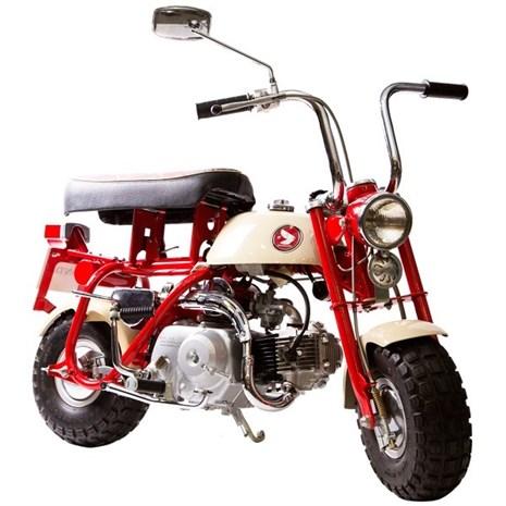 1967 Honda Monkey motorbike