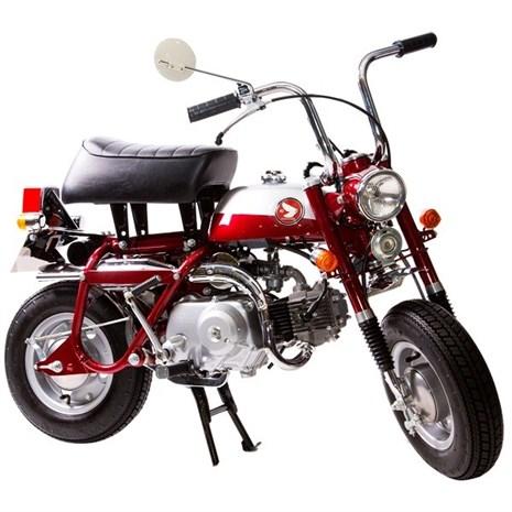 1970 Honda Monkey motorcycle