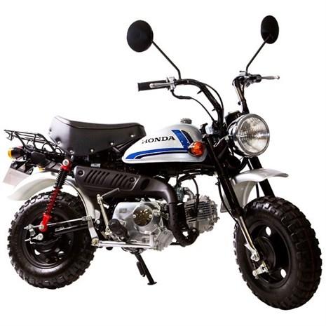 2004 Honda Monkey motorcycle