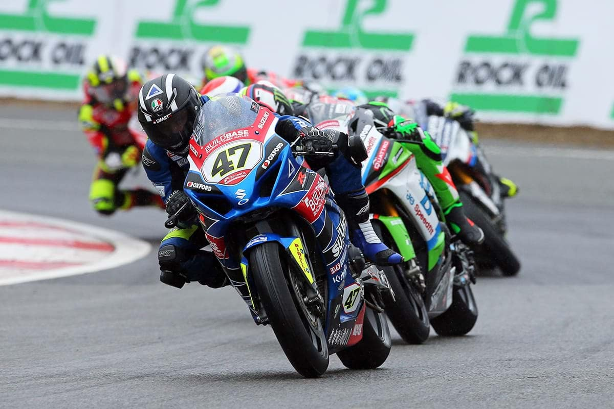 Buildbase Suzuki GSX-R1000 sport motorcycle - to the victory