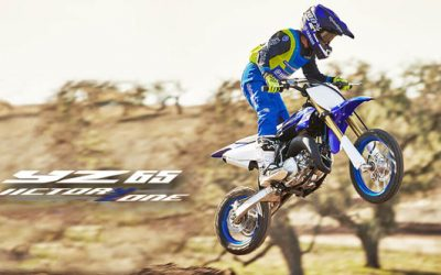 New 2019 YZ65. Powering Young Riders into the victorYZone