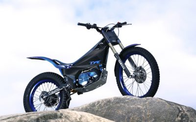 Yamaha TY-E Trial Bike to enter the 2018 FIM Trial-E Cup