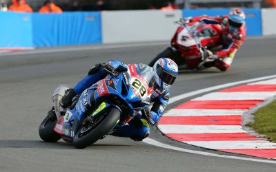 Buildbase Suzuki dominant at Donington as Ray does the double