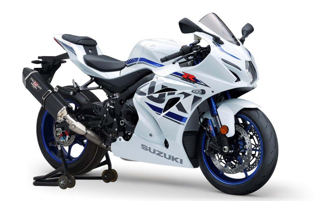 Suzuki celebrates BSB success with free Yoshimura exhaust for GSX-R1000