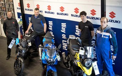 MME Motorcycles takes on Suzuki franchise