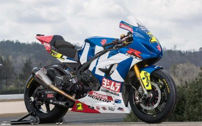 Suzuki and Yoshimura USA mark 40 years together