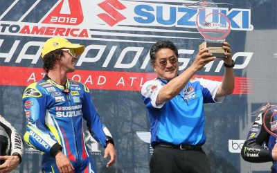 Double win at road Atlanta for Elias and Suzuki
