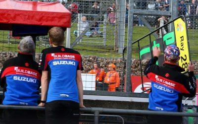 Buildbase Suzuki race team wear now available