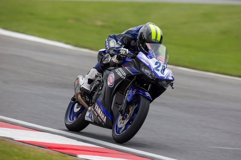 Dennis Koopman - Yamaha R3 bLU cRU Challenge Rider - 2018 WorldSSP300