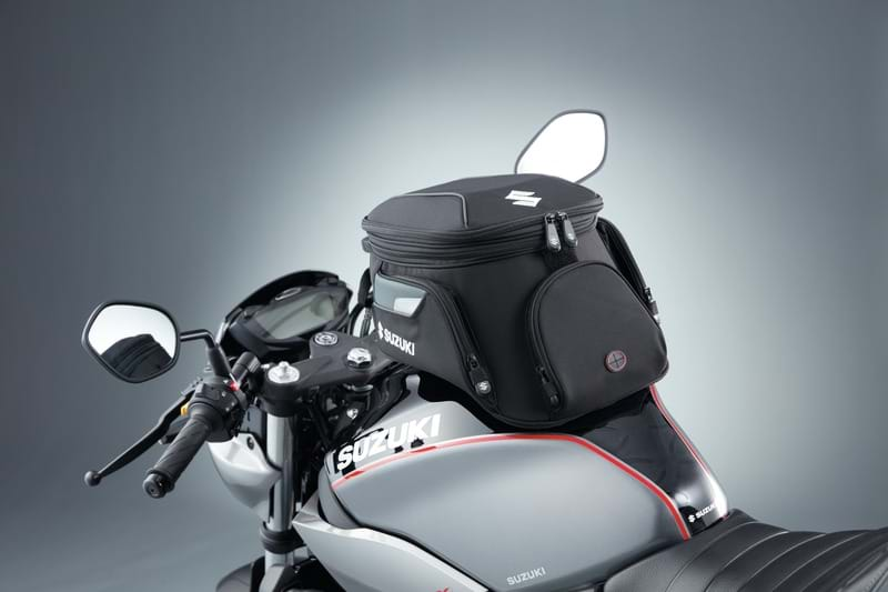 Suzuki luggage top box