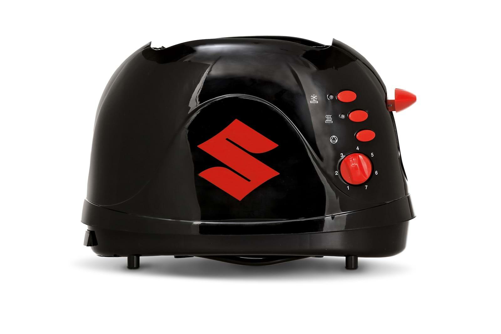 Suzuki toaster black