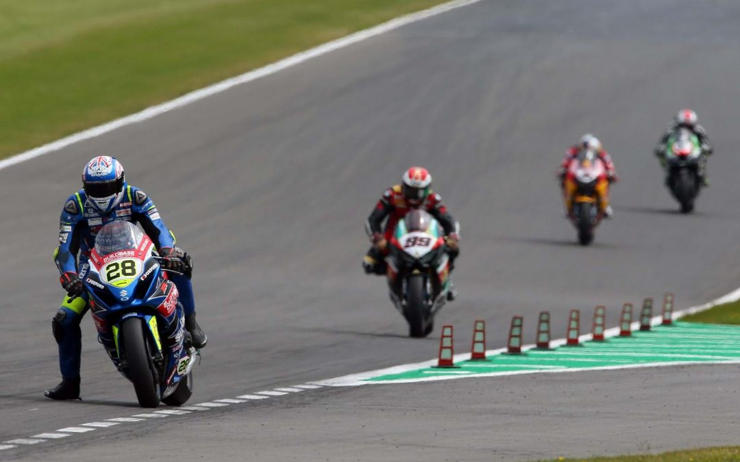 Progress and points for Ray and Buildbase Suzuki on WSBK debut