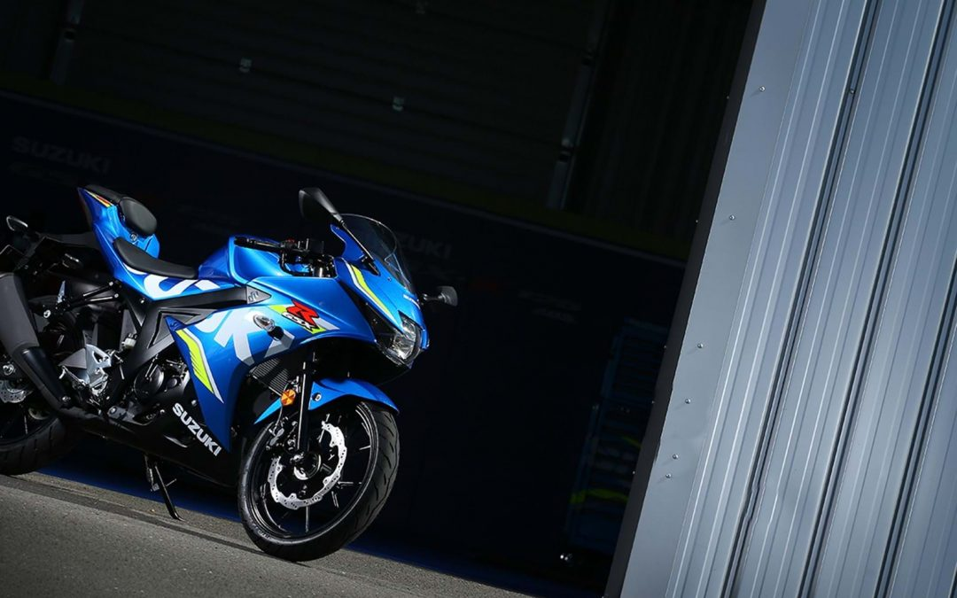 Save £500 on new GSX-R125 and GSX-S125