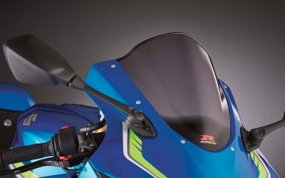 Save with new genuine accessory kits for GSX-R1000 and SV650
