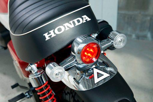 2019 Honda Monkey motorcycle - back view